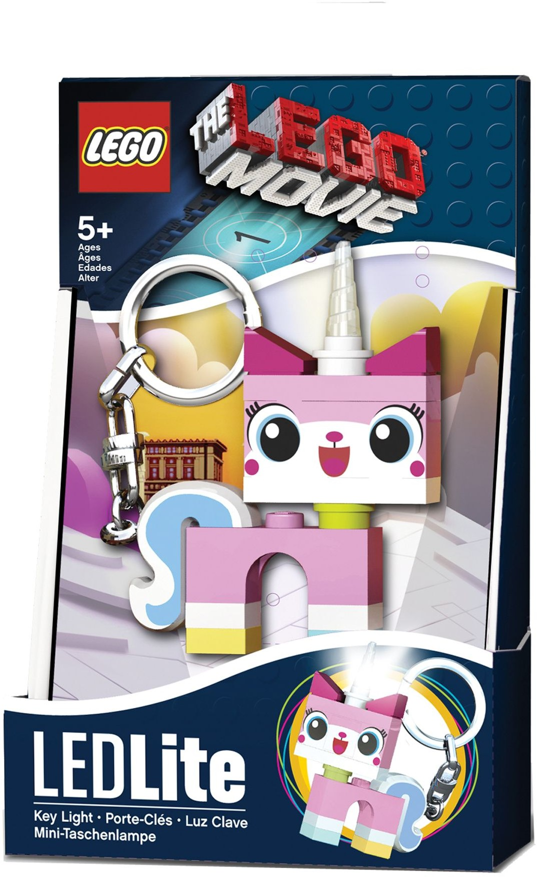 LEGO Movie 5002916 klíčenka Unikitty